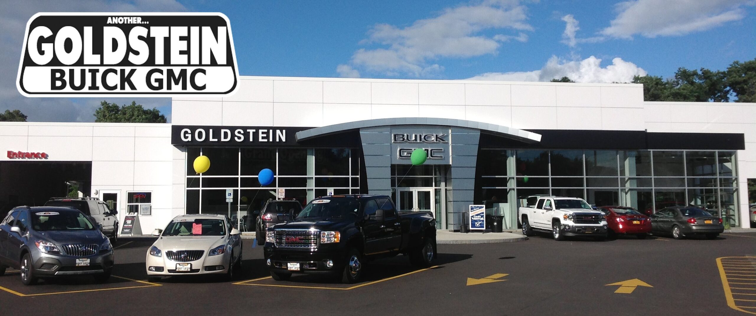 Goldstein GMC Dealer Albany, NY