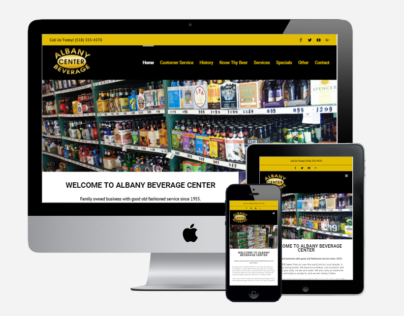WordPress Website Design Albany, NY - Capital District Digital