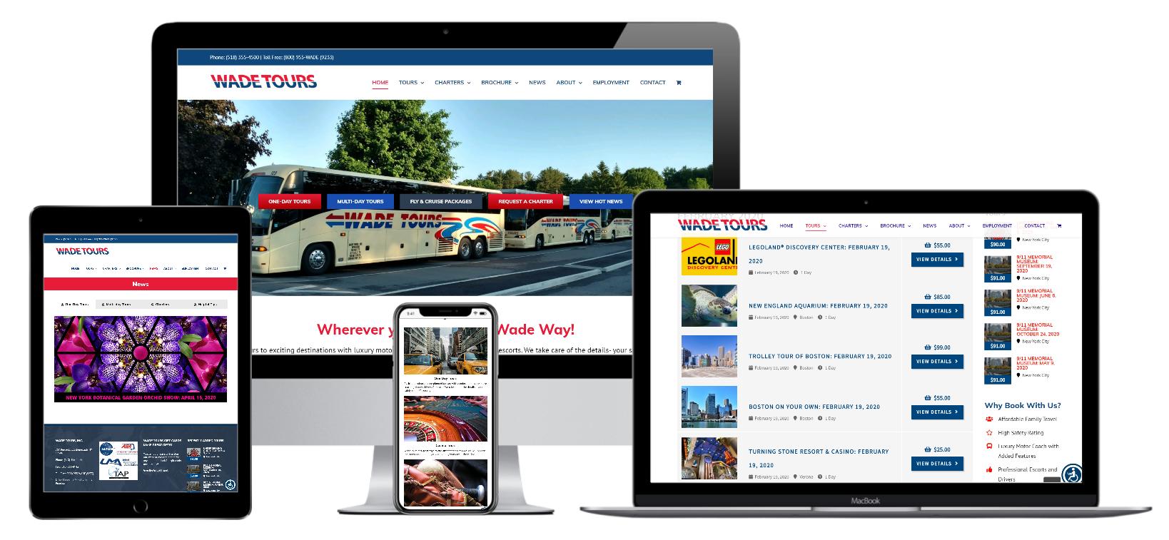 WordPress Website Design Albany, NY