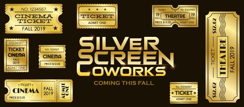 Silver Screen Coworks - Coworking Albany, NY